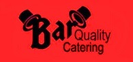 Catering provided by Bar Quality Catering